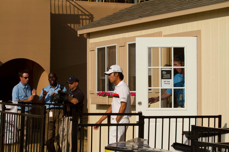 Kevin Na, 2011 Valero Texas Open