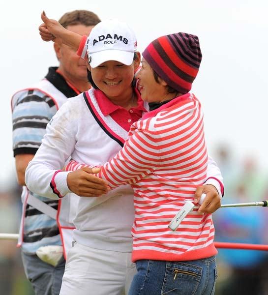 Yani and Yu-Yun Tseng