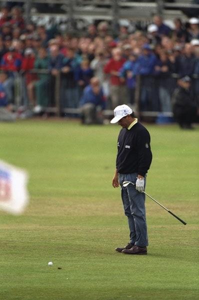 Costantino Rocca, 1995 British Open