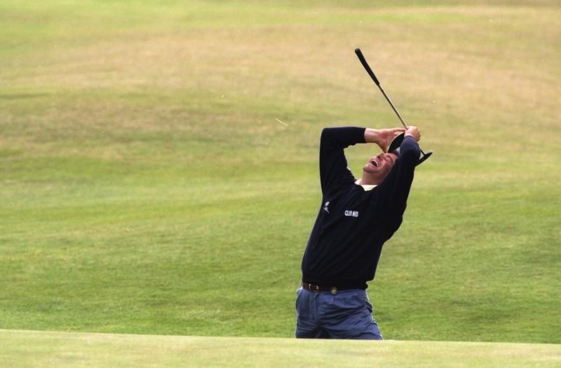 Costantino Rocca, 1995 Open Championship