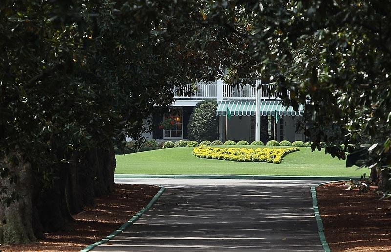 Magnolia Lane at Augusta National