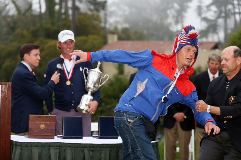 Jungle Bird, 2012 U.S. Open