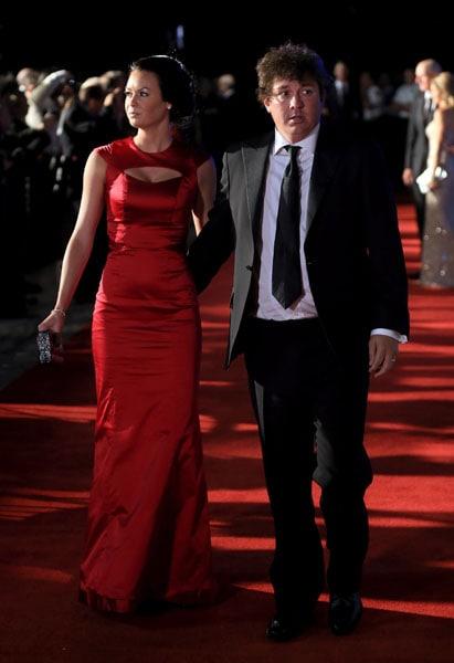 Amanda and Jason Dufner
