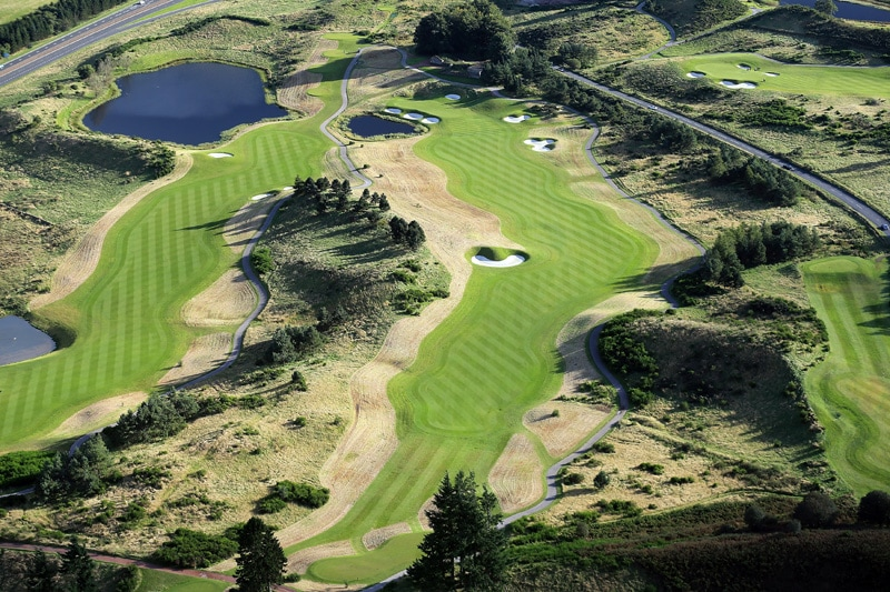 The PGA Centenary Course at Gleneagles - No. 2