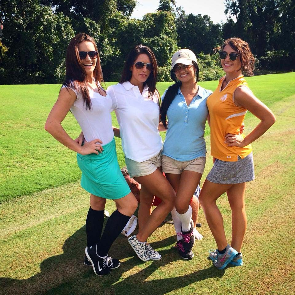The Caddy Girls