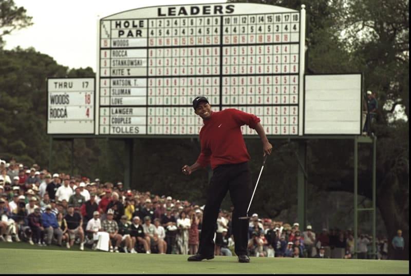 1997 Masters Tournament