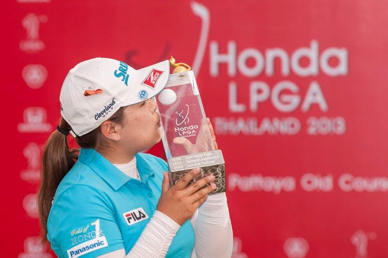 Inbee Park, Honda LPGA Thailand