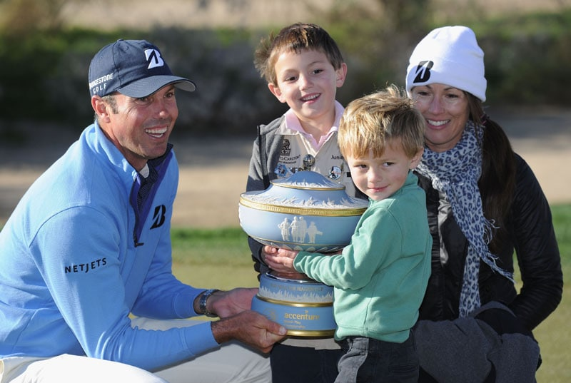 Matt, Sybi, Cameron and Carson Kuchar