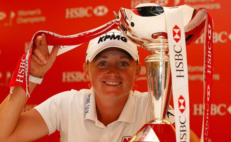 Stacy Lewis, HSBC Women's Champions
