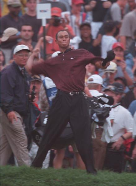 Tiger Woods, 2000 Canadian Open