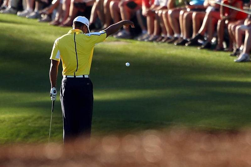 2013 Masters, T-4