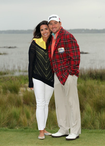 Graeme McDowell at the 2013 RBC Heritage