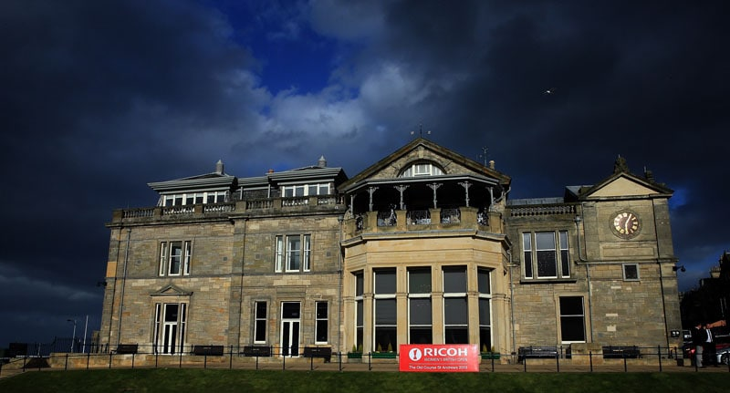 R&A Clubhouse at St. Andrews