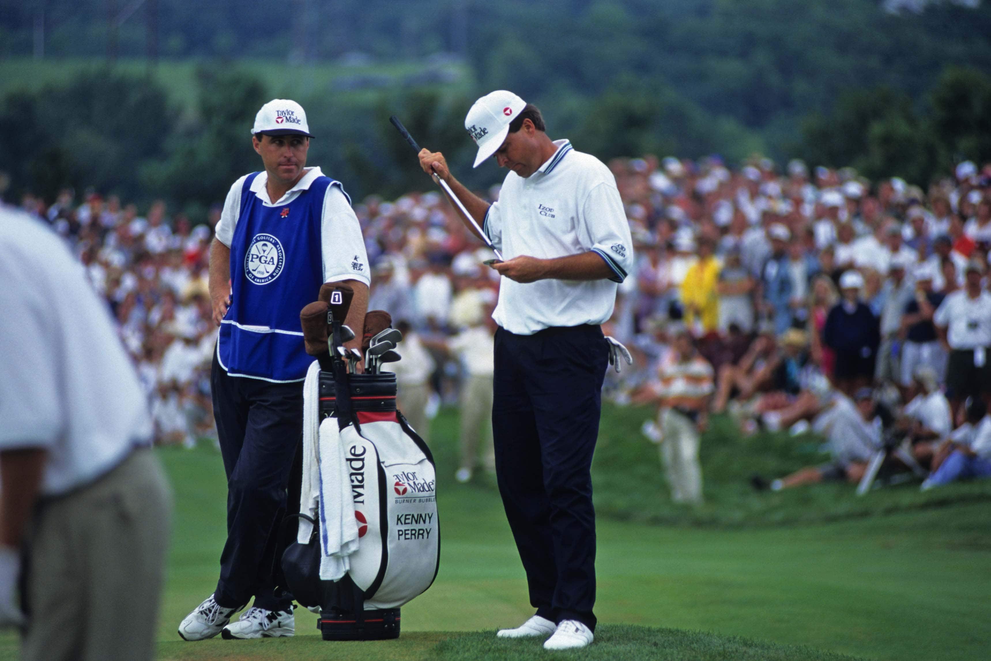 Kenny Perry, 1996 PGA Championship