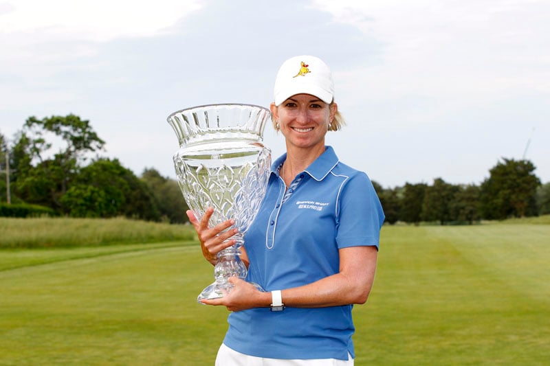 Karrie Webb, ShopRite LPGA Classic
