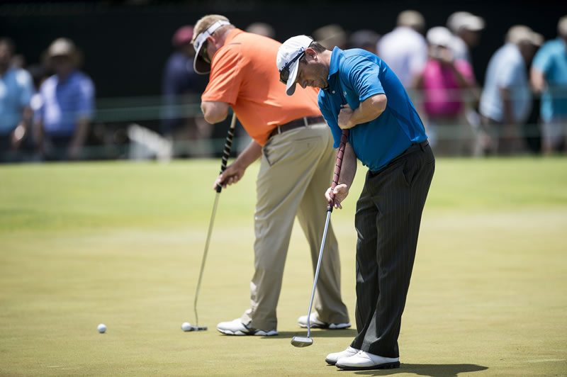 3. Anchored putting decision