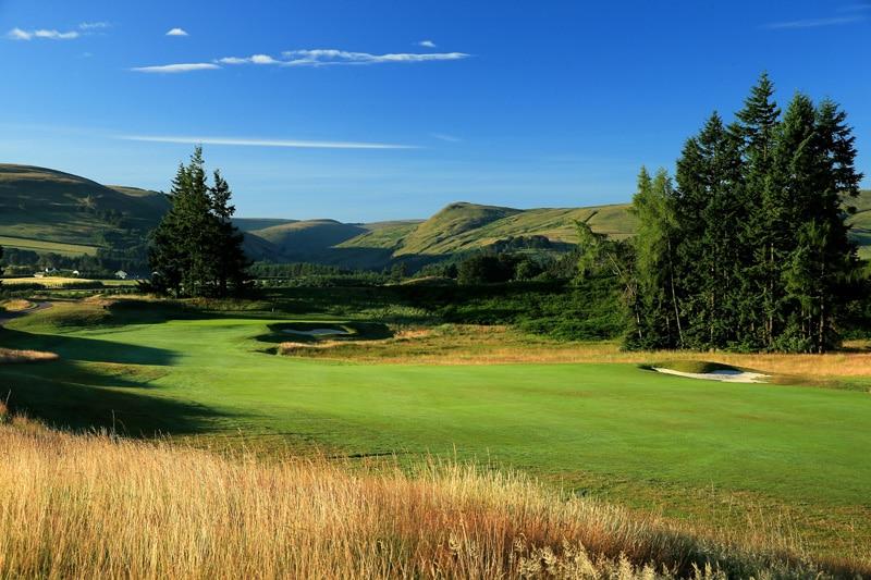 The PGA Centenary Course at Gleneagles - No. 1