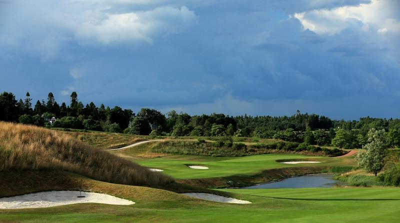 The PGA Centenary Course at Gleneagles - No. 9