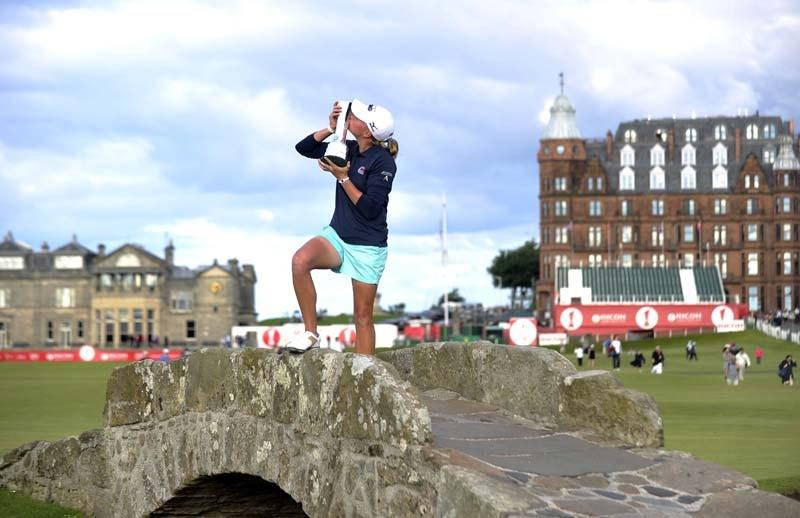 10. Women's British Open