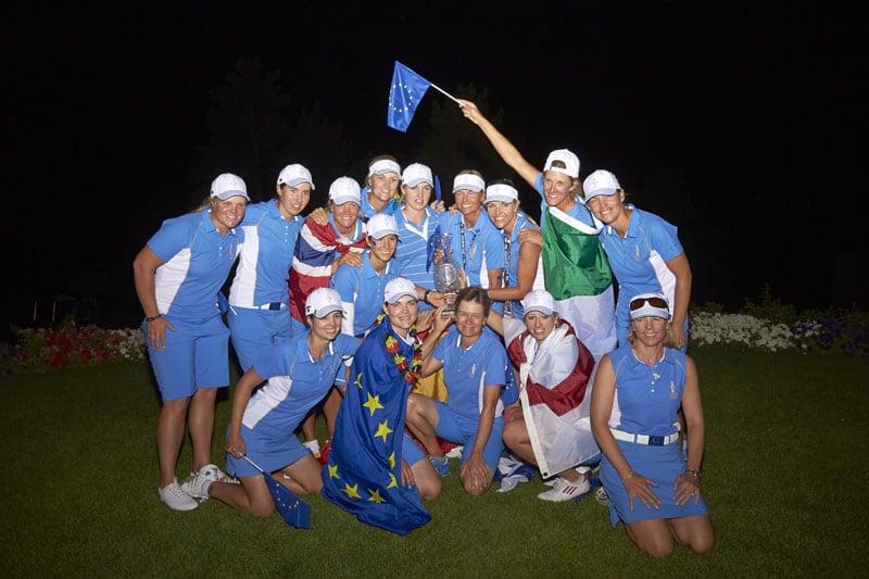 Europe, Solheim Cup