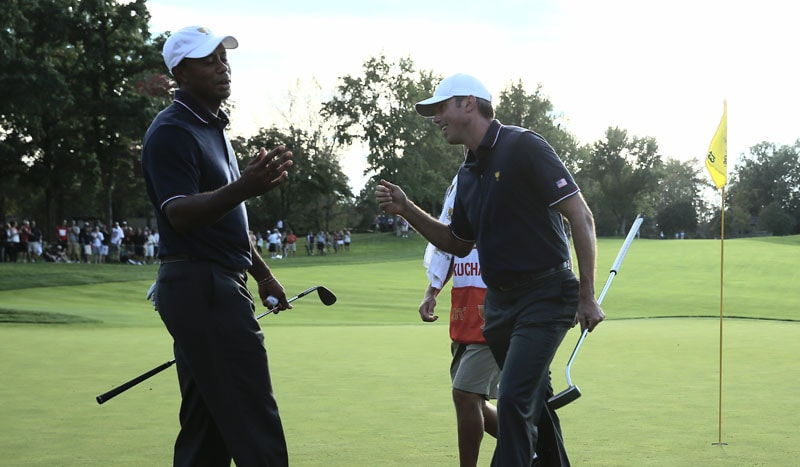 Tiger may not be the freshest prince ...
