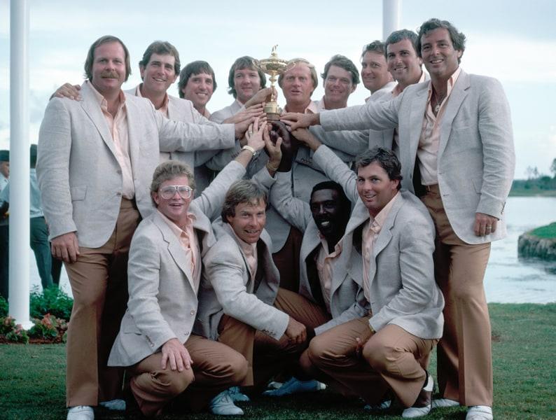 1983 U.S. Ryder Cup team