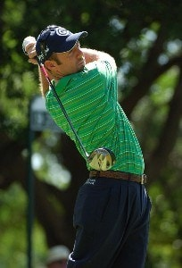 Rod Pampling during first round of the Bank of America Colonial held at the Colonial Country Club on Monday, May 18, 2006 in Ft. Worth, TexasPhoto by Marc Feldman/WireImage.com