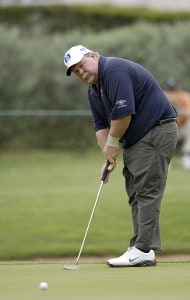 Craig Stadler during the first round of the FedEx Kinko's Classic held at The Hills Country Club in Austin, TX, on April 28, 2006. Photo by: Steve Levin/WireImage.com