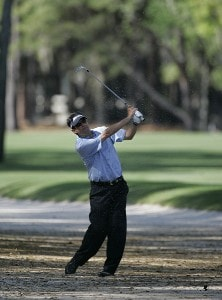 Billy Andrade  during the first round of the Verizon Heritage Classic at the Harbour Town Golf Links in Hilton Head, South Carolina on April 12, 2007 .Photo by Michael Cohen/WireImage.com