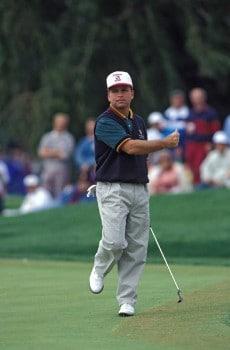Mark McCumber at the 1994 TOUR Championship at Eastlake CC in Atlanta, GA