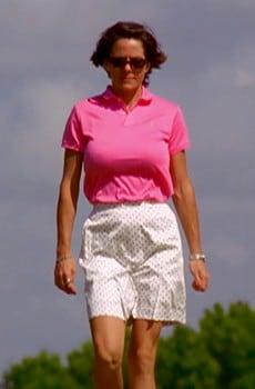 Natural Golf Makeover - Summer Davidson-Jones