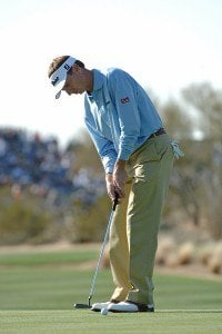 Brad Faxon during the second round of the FBR Open at the TPC Scottsdale on Friday, February 2, 2007 in Scottsdale, Arizona PGA TOUR - 2007 FBR Open - Second RoundPhoto by Marc Feldman/WireImage.com