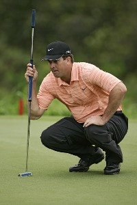 Chris Couch during the second round of the Mercedes-Benz Championship held on the Plantation Course at Kapalua in Kapalua, Maui, Hawaii, on January 5, 2007. PGA TOUR - 2007 Mercedes-Benz Championship - Second RoundPhoto by Sam Greenwood/WireImage.com