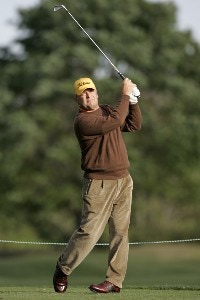 David Eger during the second round of the Outback Steakhouse Pro-Am held at TPC Tampa Bay in Lutz, Florida, on February 17, 2007. Photo by: Stan Badz/PGA TOURPhoto by: Stan Badz/PGA TOUR