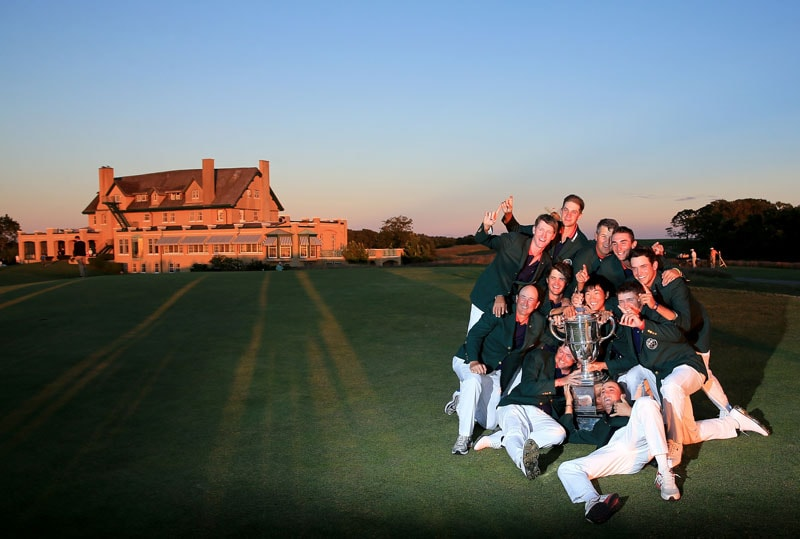 United States Walker Cup team