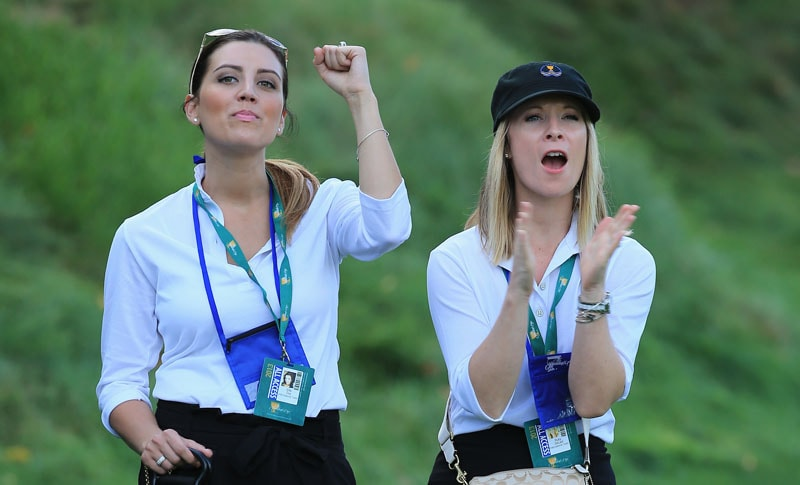 Ellie Day and Ruby DeLaet