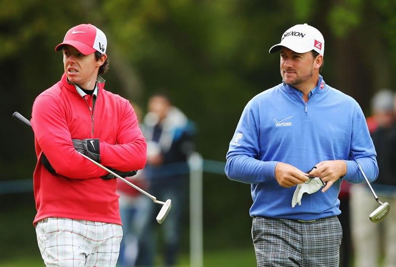 Rory McIlroy, Graeme McDowell
