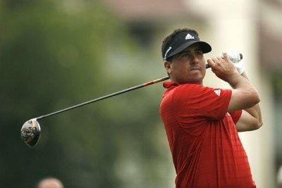 Pat Perez in action during the second round of the Crowne Plaza Invitational at Colonial at the Colonial Country Club in Fort Worth, Texas on May 25, 2007. PGA TOUR - 2007 Crowne Plaza Invitational at Colonial - Second RoundPhoto by Steve Grayson/WireImage.com