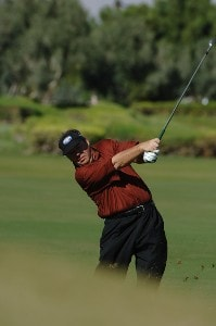 Joey Sindelar during the third round of the Frys.com Open on Saturday, October 14, 2006 at the TPC Summerland in Las Vegas, Nevada PGA TOUR - 2006 Frys.com Open - Third Round Photo by Marc Feldman/WireImage.com