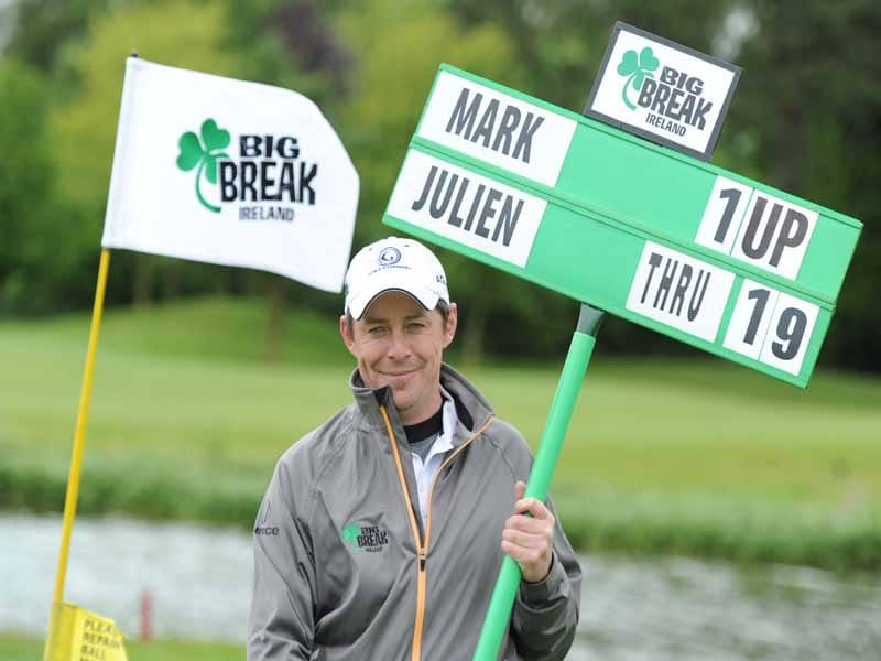 Big Break Ireland, Mark Murphy