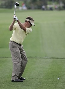 Robert Allenby during the first round of the Honda Classic on the Champion Course at PGA National in Palm Beach Gardens, Florida on Thursday, March 1, 2007. PGA TOUR - The 2007 Honda Classic - First RoundPhoto by Sam Greenwood/WireImage.com