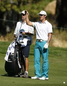 Will MacKenzie during the second round of the Reno Tahoe Open held at Montreux Golf and Country Club in Reno, Nevada, on August 25, 2006.Photo by Stan Badz/PGA TOUR/WireImage.com