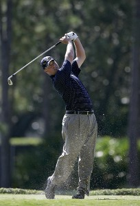 Brett Wetterich during the first round of the Chrysler Championship at the Westin Innisbrook Resort on the Copperhead Course in Palm Harbor, Florida on October 26, 2006. PGA TOUR - 2006 Chrysler Championship - First RoundPhoto by Michael Cohen/WireImage.com
