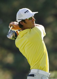 Will MacKenzie during the fourth and final round of the Reno Tahoe Open held at Montreux Golf and Country Club in Reno, Nevada, on August 27, 2006.Photo by Stan Badz/PGA TOUR/WireImage.com