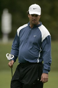 Chris Couch  during the third round of the Chrysler Classic of Greensboro at Forest Oaks Country Club in Greensboro, North Carolina on October 7, 2006. PGA TOUR - 2006 Chrysler Classic of Greensboro - Third RoundPhoto by Michael Cohen/WireImage.com