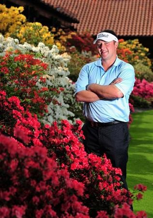TURIN, ITALY - MAY 06:  Chris Doak of Scotland poses for a picture during the pro - am of the BMW Italian Open at Royal Park I Roveri on May 6, 2009 near Turin, Italy.  (Photo by Stuart Franklin/Getty Images)