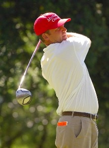 Jason Bohn during second round of the Bank of America Colonial held at the Colonial Country Club on Tuesday, May 19, 2006 in Ft. Worth, TexasPhoto by Marc Feldman/WireImage.com