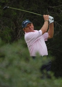 Nick Price during the first round of the Velero Texas Open played on the Resort Course at La Cantera on Thursday, September 21, 2006 in San Antonio, Texas PGA TOUR - 2006 Valero Texas Open - First RoundPhoto by Marc Feldman/WireImage.com