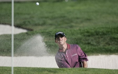 Jonathan Kaye in action during the third round at the Reno-Tahoe Open,  August 20,2005, held at Montreux GC, Reno, Nevada.Photo by Stan Badz/PGA TOUR/WireImage.com