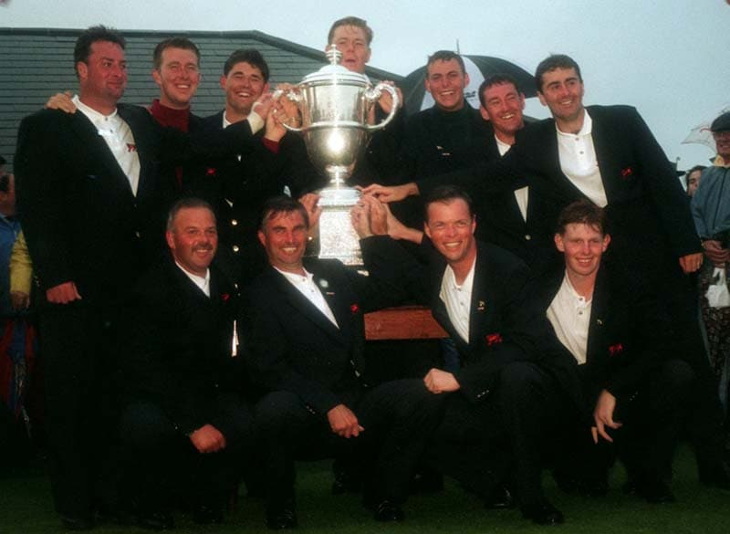 Great Britain and Ireland, 1995 Walker Cup